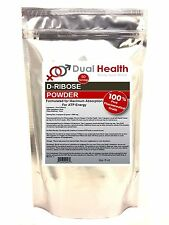 (8 oz) D-Ribose Powder ATP Energy Endurance Muscle Sport Pharmaceutical USP
