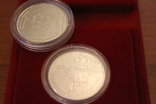 2011 FRANCIA MONETA 10 EURO ARGENTO REGIONI FRANCESI LANGUEDOC ROUSSILLON caps