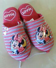 Pantofole minnie misura 30/31 topolino disney nuove originali per bambina