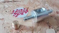 Adapter für Benzindruckprüfer, bds. 8mm Schlauchanschluß, Spritdruck, CIH, OHV