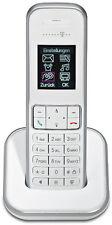 Telekom SINUS 405 Pack WEISS Mobilteil Ladeschale A405 605 A605 A205 Handteil