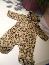 combinaison capuche bébé naissance ou compatible avec reborn,baigneur colin 48cm