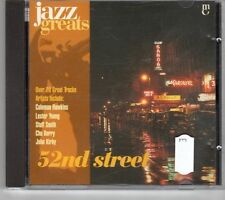 (GM177) 52nd Street [Jazz Greats] - 1997 CD