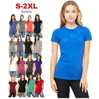 Bella + Canvas Women's The Favorite Tee Short Sleeve Crewneck T-Shirt B6004