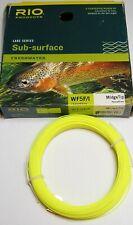 Rio Sub-Surface Midge-Tip WF-5-Float/clear intermediate - NEU