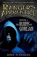 NEW 1: Ranger's Apprentice (The Ruins of Gorlan, Book One) by John A. Flanagan