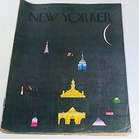 The New Yorker: October 1 1979 Full Magazine/Theme Cover R.O. Blechman