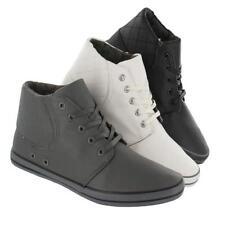 item 8  Mens Designer Hi Tops Trainers New Boys High Ankle Flat Canvas  Pumps Boots Shoes