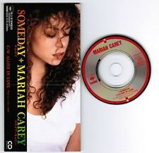 "MARIAH CAREY Someday /Alone In Love JAPAN 3"" CD CSDS 8176 Not-snapped Free S&H"