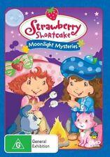 Strawberry Shortcake - Moonlight Mysteries (DVD, R4, Kids) Rare - New/Sealed!