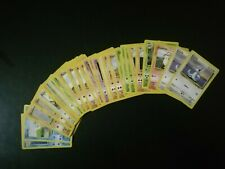 Pokemon Carte comuni,non comuni set Base ITA
