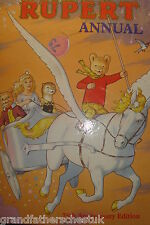 RUPERT THE BEAR 75TH ANNIVERSARY EDITION ANNUAL NICE CONDITION BOOK