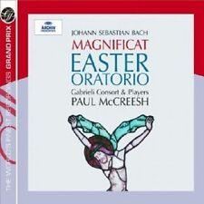 PAUL MCCREESH/GABRIELI CONSORT & PLAYERS - OSTER-ORATORIUM BWV 249/+  CD NEU
