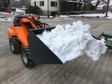 430 Liter Schaufel für Minilader Hoffux Hoflader Avant Multione Norcar Cast Pixy