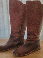 Cowboy boots womens LUCCHESE size 8