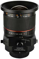 Rokinon 24mm f/3.5 Aspherical UMC ED Lens For Nikon