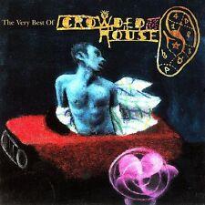 "CROWDED HOUSE ""TheVeryBestOf"" 1996 34Trk 2CD*LiveCD *NeilFinn *TimFinn *SplitEnz"