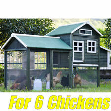 Unbranded Small Animal Hutches