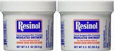 Resinol Medicated Ointment Jar - 3.3 Oz ( 2 pack )