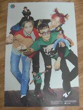 EXO-CBX - HEY MAMA! (TYPE B) [ORIGINAL POSTER] K-POP *NEW*