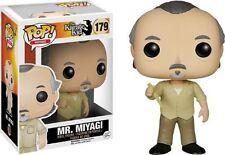 The Karate Kid Pop Movies Vinyl Figure Mr. Miyagi 10 Cm From Funko