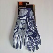 Under Armour HIGHLIGHT Receiver Football Glove 1260678 Adult Size XL Extra Large
