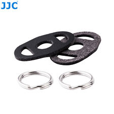 JJC 2X Camera Strap Eyelet Round Lug Ring Cover for Nikon Sony Olympus Fujifilm