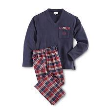 Herren- Schlafanzug, Pyjama, Langarm- Flanell- ehemalige UVP 49,99