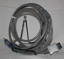 React Brand Nintendo Wii Component Video Cord Accessory Excellent Condition