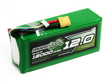 TURNIGY MULTISTAR 12000mAh 6S LIPO BATTERY 22.2V 10C XT90 QUAD FPV UAV DJI MULTI
