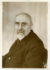"""""""Ferdinand BUISSON prix Nobel de la paix 1932"""" Photo orig. G. DEVRED / Agce ROL"""