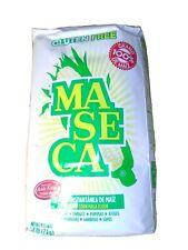 Gluten Free Instant Corn Flour Maseca Masa Harina De Maiz 4.4 LBS