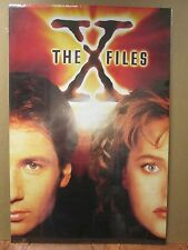 vintage The X Files Tv series poster 1998 6902