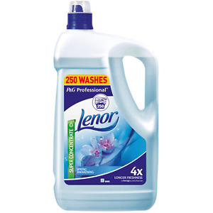 Lenor Spring Awakening Concentrated Fabric Conditioner Clothes Softener 250 Wash