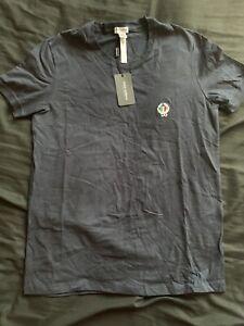 mens D&G Underwear Crest T Shirt UK Size 36