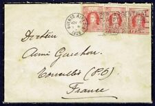 538 Argentina To France Mourning Cover 1926 Buenos Aires - Torreilles