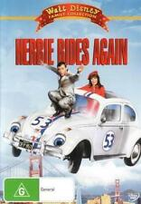 Herbie Rides Again DVD Movie BRAND NEW Walt Disney VW BEETLE LOVE BUG R4