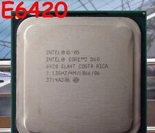 Intel Core 2 Duo E6420 - 2,13 GHz Funcionando perfectamente desde españa