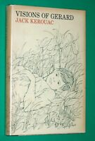 Kerouac, Jack. VISIONS OF GERARD John Clellon Holmes Copy, Highlighted in Pencil
