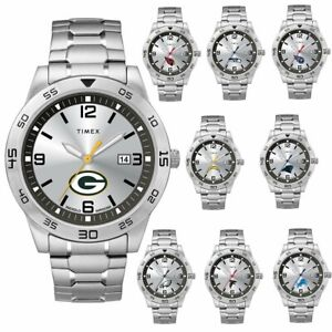 Officially Licensed NFL Men's Citation Watch By Timex 630114-J