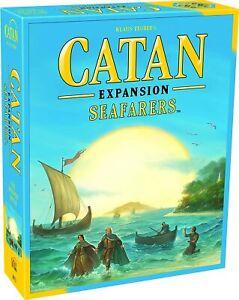 Catan Expansion - Seafarers, Catan Studios, Trade Build Settle, Settlers Of