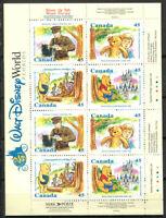 Kanada 1996 Markenheftchen 100% Postfrisch Winnie der Puuh