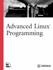 Advanced Linux Programming CodeSourcery Llc