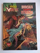 Dracula le Vampire : Dracula contre Strange - Arédit Super-Star Marvel Artima
