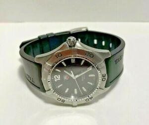 Tag Heuer Aquaracer Swiss Made Mens Divers Watch Sapphire Crystal Beauty