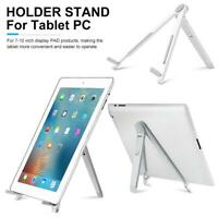 Tripod Anti-Slip Stand Aluminum Alloy Holder for 7-10 Inch Tablet PC Adjustable