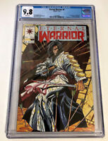 Eternal Warrior #4 CGC 9.8 White Pages 1st App Bloodshot Valiant