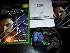 Juego De Xbox X-hombres 2 Wolverine's Revenge