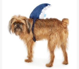BarkFin Pet Shop Shark Fin Dog Costume Large 50+lbs