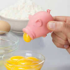 YolkPig Egg White Yolk Separator Remover - Kitchen Gadgets & Gifts FREE P&P UK